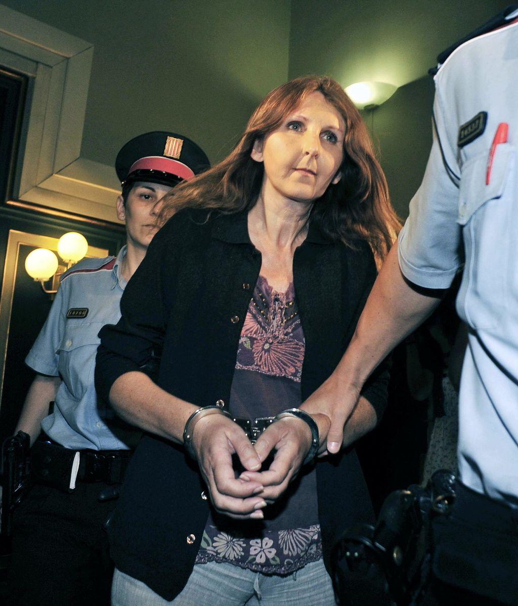 La británica Lianne Angela Smith, presunta homicida de sus dos hijos, de cinco años y once meses