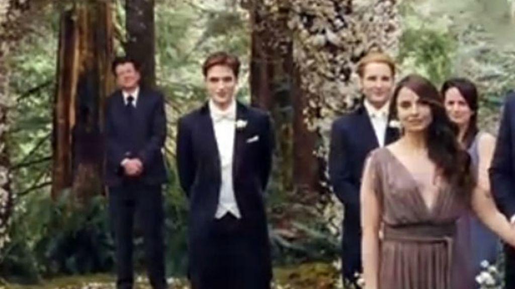 La boda de Edward y Bella