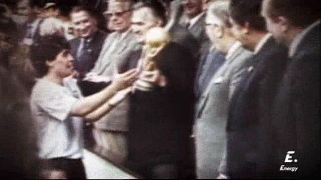 Precedentes de la final Alemania - Argentina