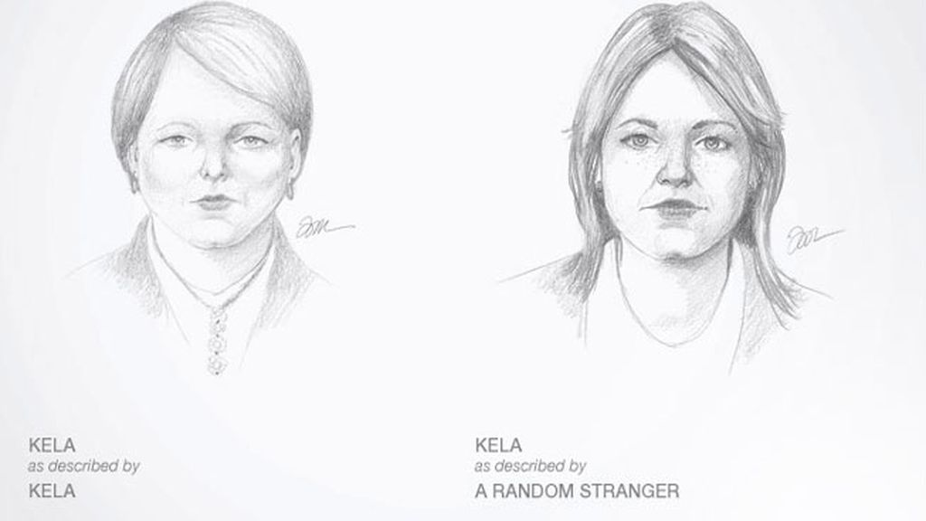 Así se ve Kela, así la ve un desconocido