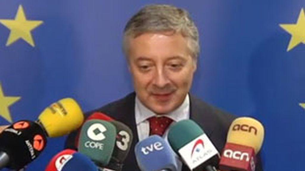 Blanco inicia de esta forma las acciones penales por la difusión de las declaraciones de Jorge Dorribo. Foto: Infoarmativos Telecinco.
