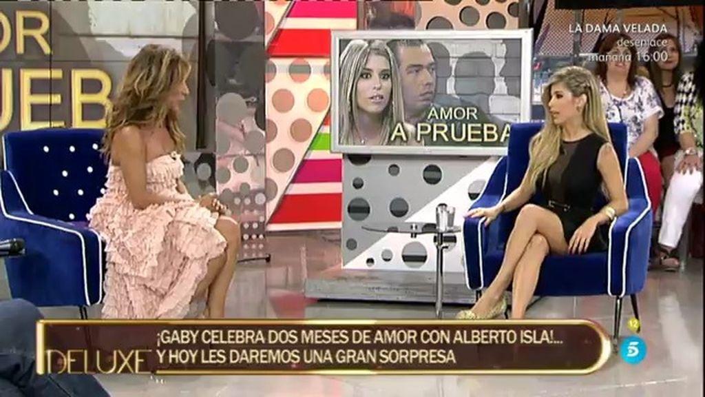 Así han sido las duras palabras que Alberto Isla le ha dedicado a su novia Gaby