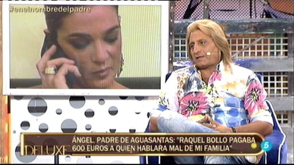 """Ángel Vilches, sobre Raquel Bollo: """"Es una mujer muy manipuladora"""""""