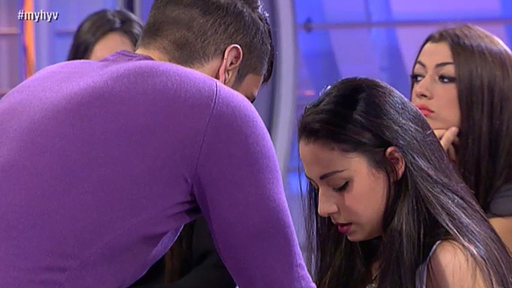 """Iván, a Paula: """"El amor no es justo"""""""