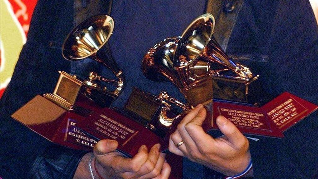 La 53 edición de los Grammy tendrá lugar en el Staples Center de Los Ángeles (California) el 13 de febrero y se retransmitirá en EE.UU. a través del canal CBS. EFE/Archivo