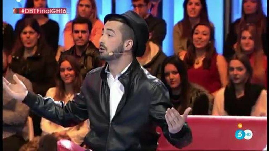 """Aritz, a Marta: """"Vete al circo que Niedziela tiene un sitio todavía"""""""