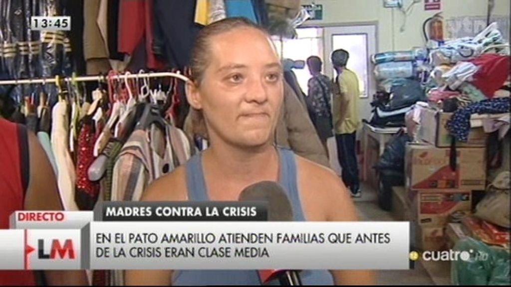 """La asociación """"El Pato Amarillo"""" ha ayudado hasta a 600 familias en crisis"""