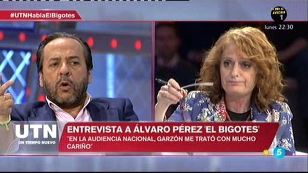"""Álvaro Pérez, sobre Bárcenas: """"El juez Garzón me preguntó por Luis, el 'cabrón"""""""