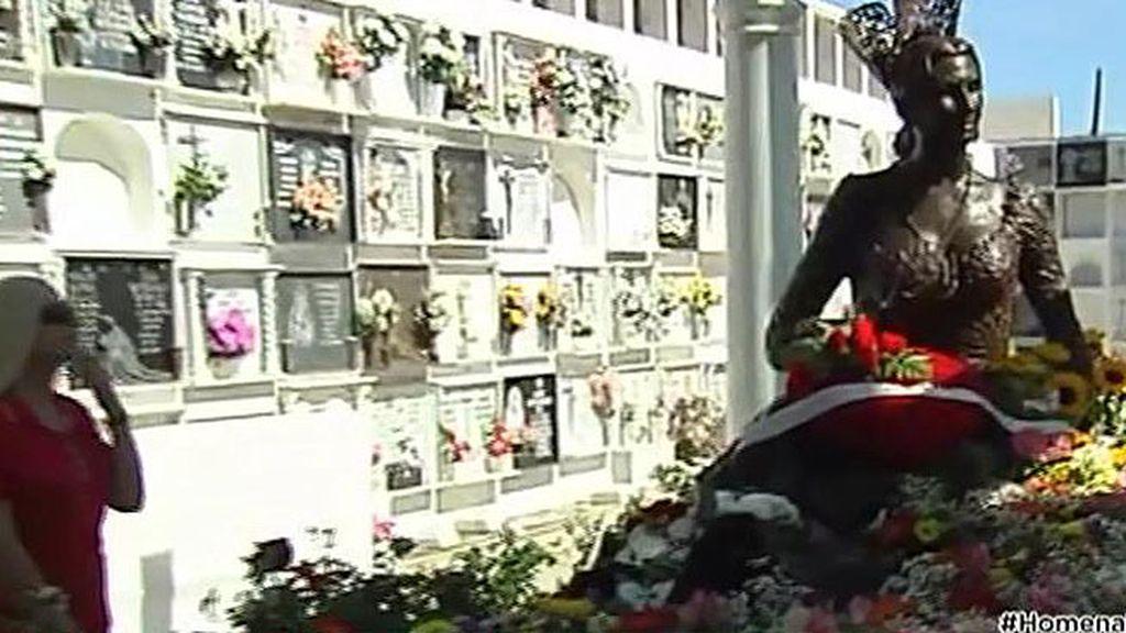 La familia Mohedano, enfrentada en el décimo aniversario de la muerte de R. Jurado