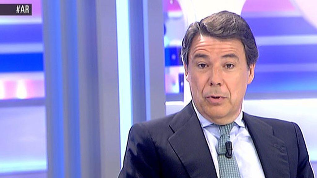 La entrevista íntegra a I. González en 'AR'