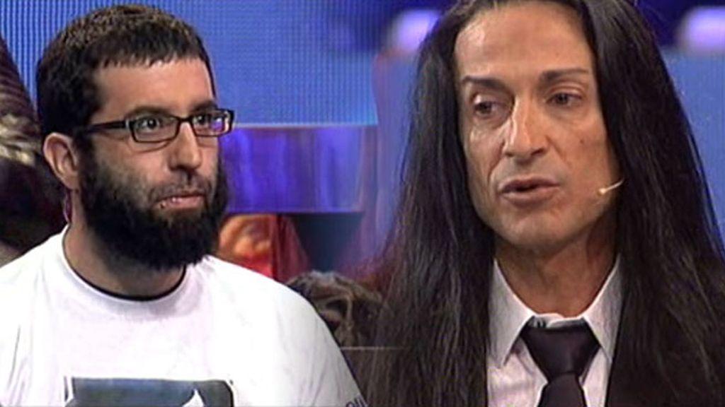 """El amigo de Coman, a Sandro: """"Me alegra poder hablarte sin pagar dos euros el minuto"""""""