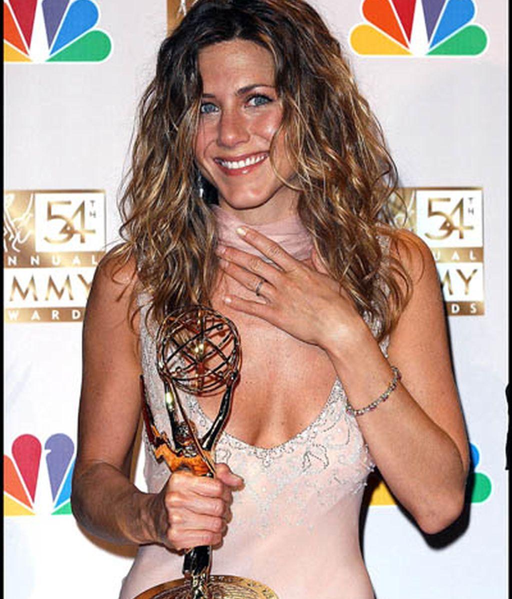 En 2002 recibió un Emmy