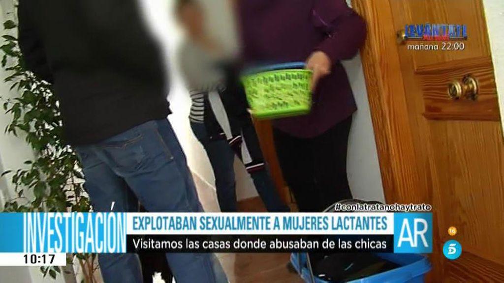 Pisos convertidos en prostíbulos en Murcia