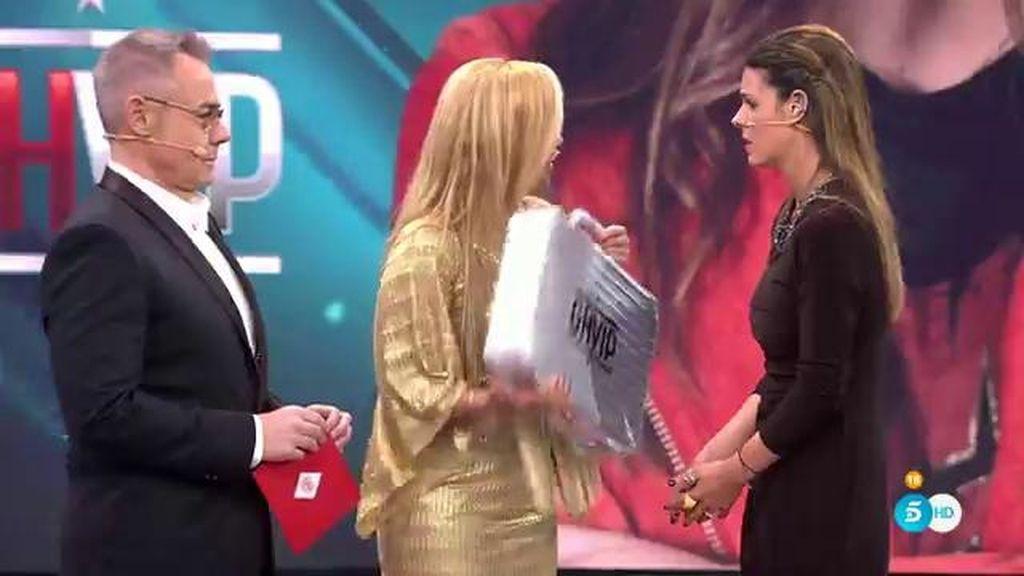 Laura Matamoros, ¡ganadora de 'GH VIP 4'!