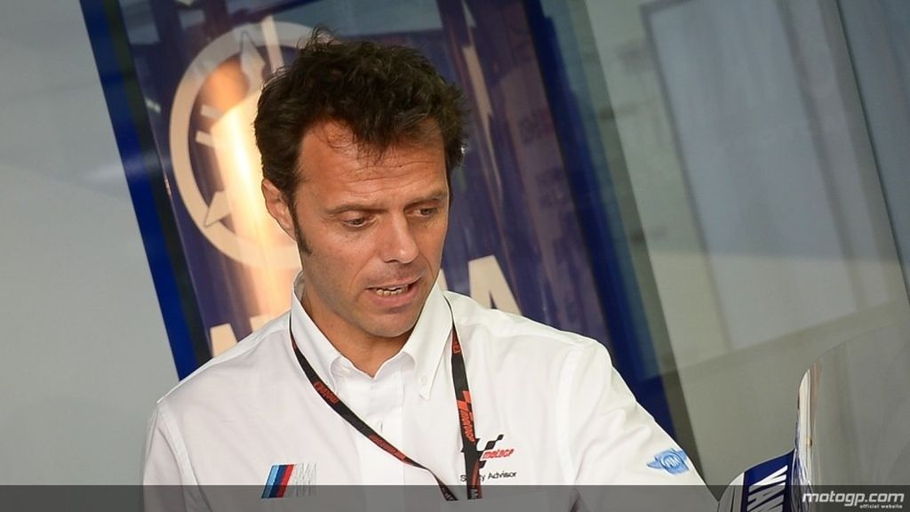 Loris Capirossi, asesor de seguridad de MotoGP