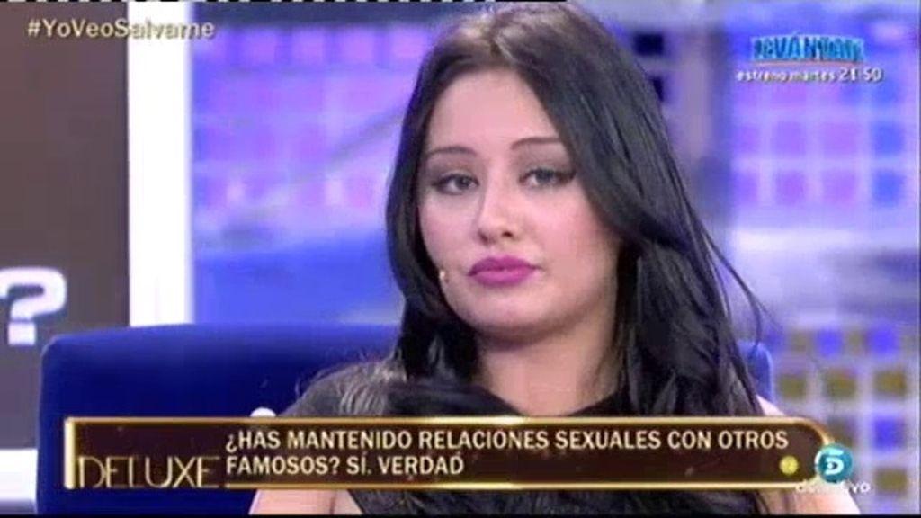 """Lorena da Souza: """"Fui a cazar a Kiko Rivera porque es un personaje famoso"""""""