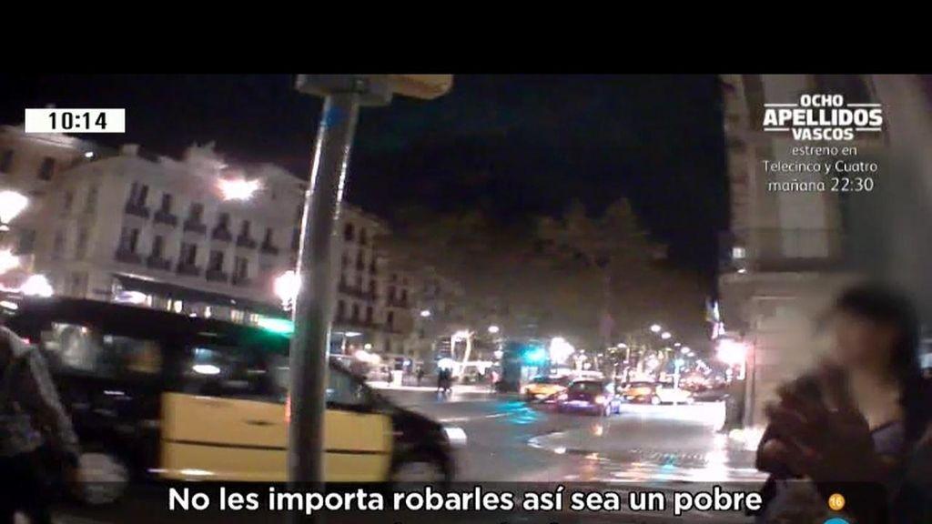 Investigación 'AR': Prostitución, drogas y robos en Las Ramblas