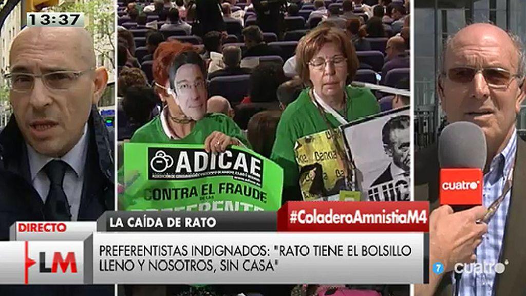 """E. Silva: """"Estamos ante un estado cuya entraña es autoritaria aunque la forma sea democrática"""""""