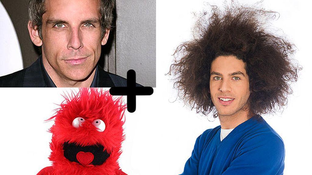 ¿Es Kristian una mezcla de Ben Stiller y el 'Pelocho'?