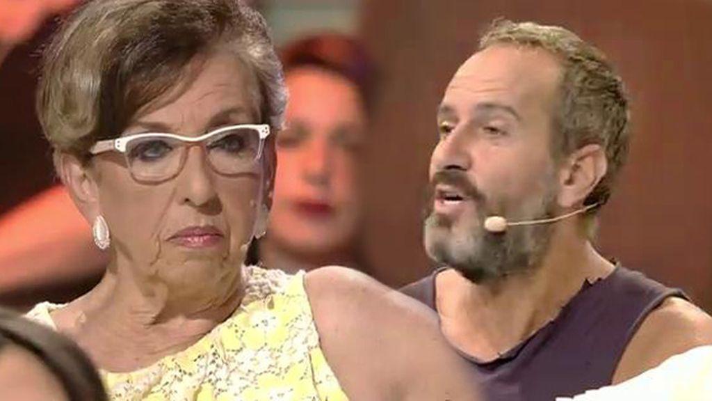 """Aurora, madre de Paco: """"Acepto las excusas de Víctor pero está haciendo mucho daño"""""""