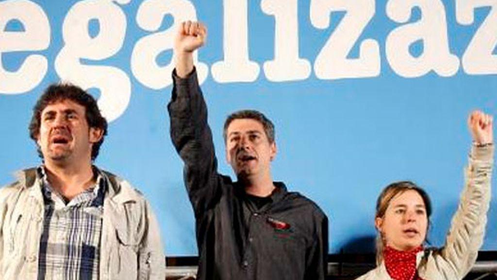 El Constitucional e a ETA detrás de Bildu