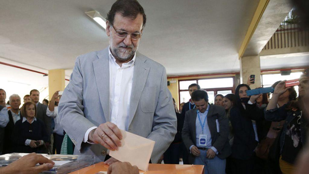 """Mariano Rajoy: """"La mejor noticia es que no hay ninguna noticia"""""""