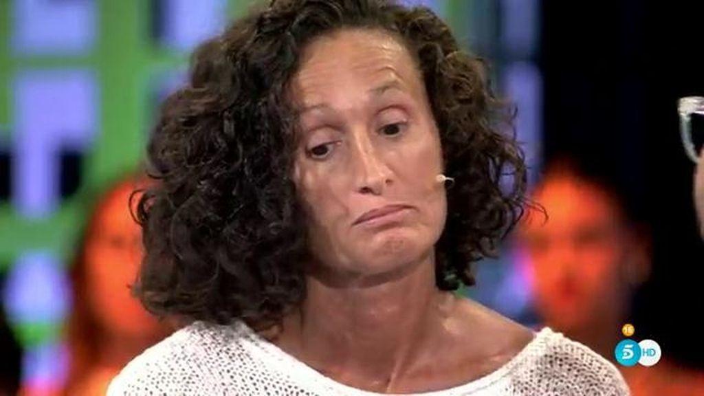 """Dulce, de Agustín: """"Los niños tienen un trato normal con su madre porque él controla todo"""""""