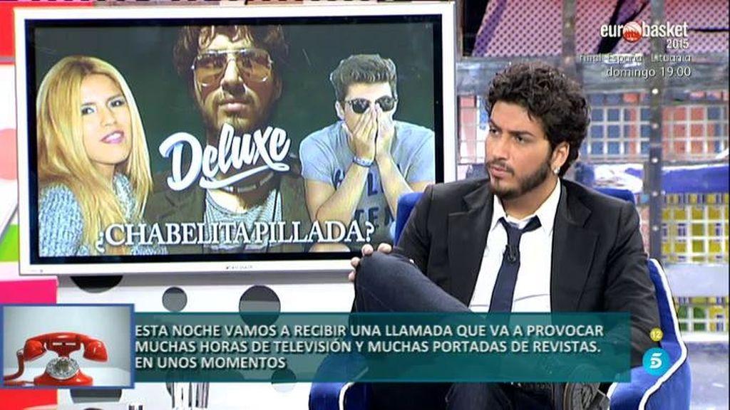"""Diego, sobre Chabelita: """"Ella me dijo que no estaba enamorada de Alejandro"""""""