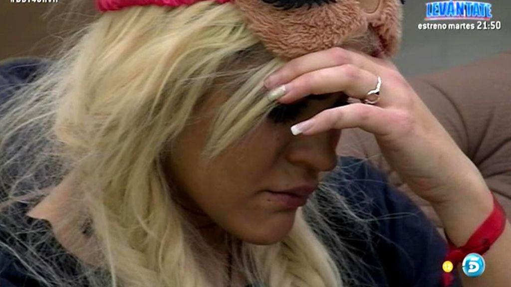 """Ylenia, hablando sola: """"Lo mío con Fede se acabó y, esta vez, es de verdad"""""""