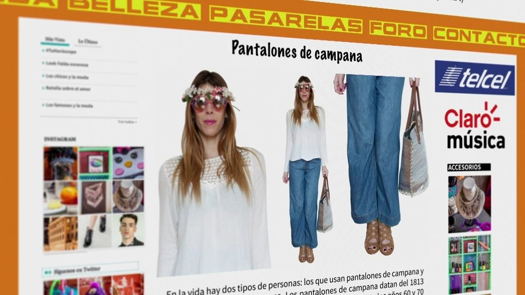 Videoblog de Lana: Pantalones de campana