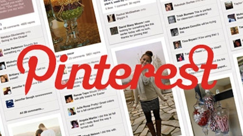 pinterest, redes sociales