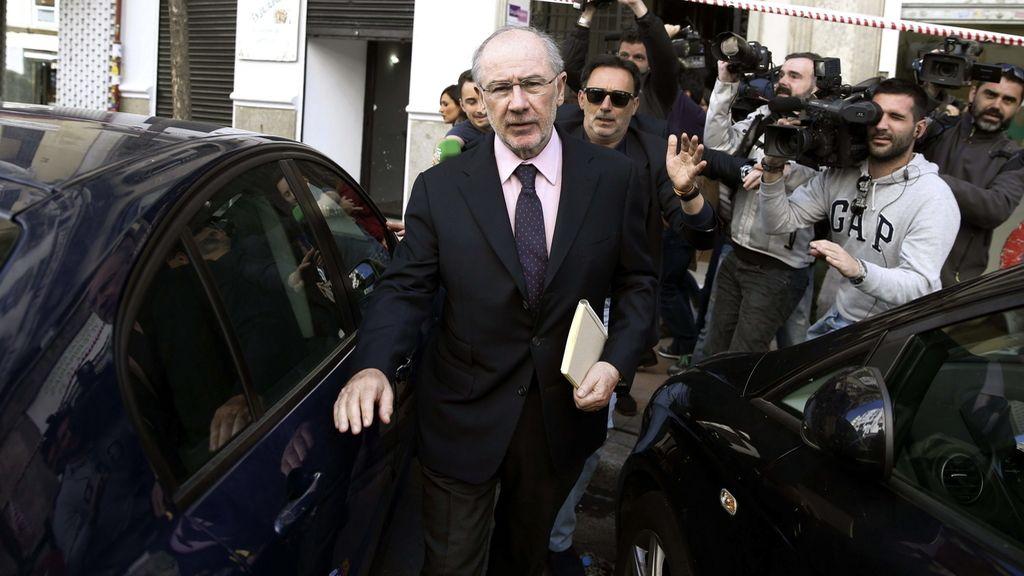 Rato no ha interpuesto ninguna denuncia por amenazas, según la Guardia Civil