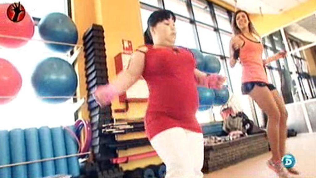 Pelea contra Carla y pierde el combate