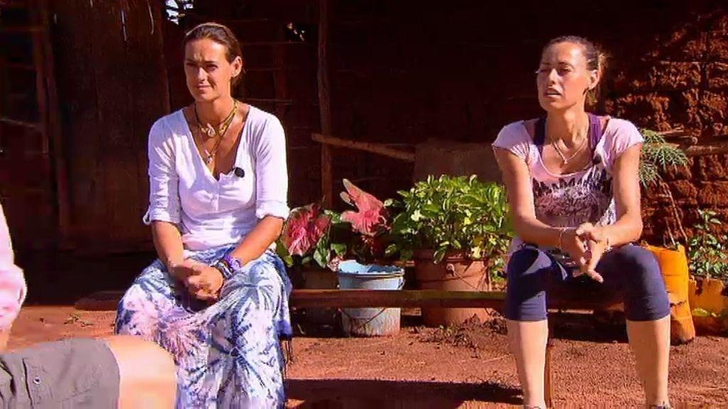 La pelea de las hermanas sevillanas