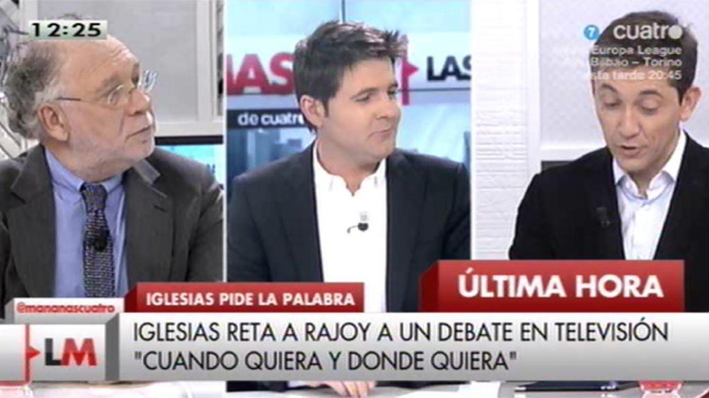 """El PP se persona por sentirse """"indefenso"""" en el caso de los discos duros de Bárcenas"""