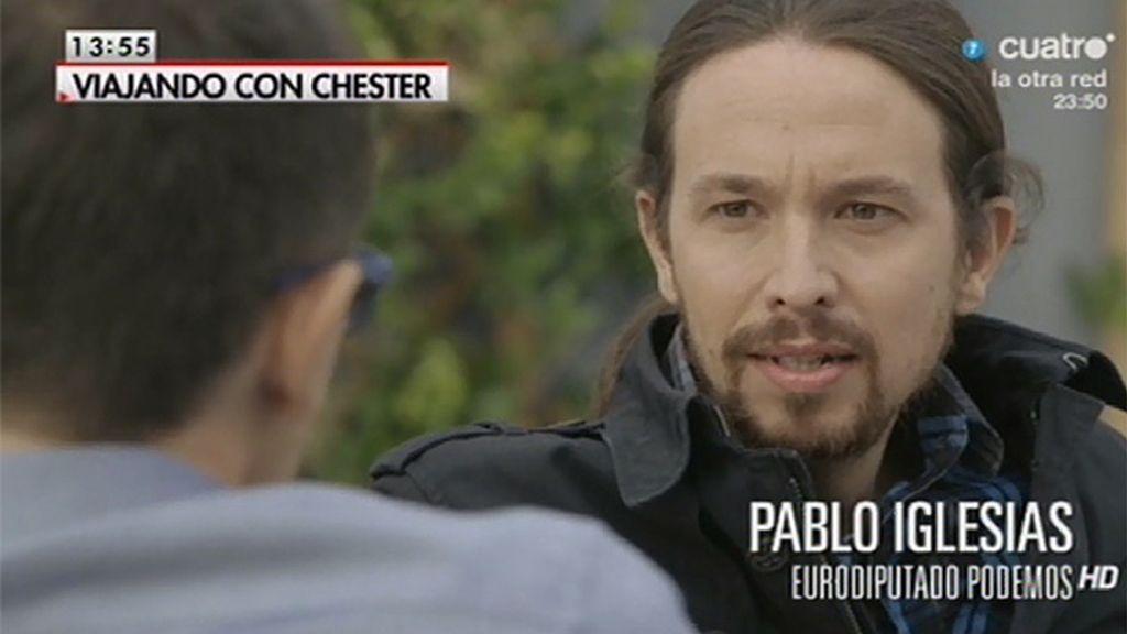 ¿Qué opina Pablo Iglesias sobre la llamada de Pedro Sánchez a 'Sálvame'?