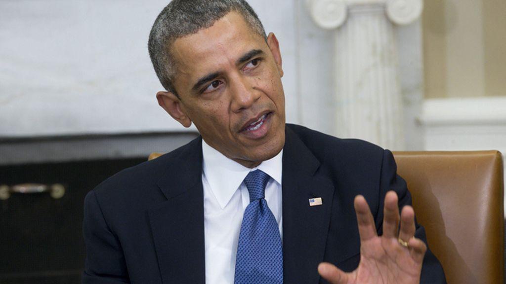 Barack Obama advierte a Rusia sobre las consecuencias de su política en Crimea