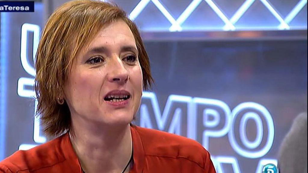 """Teresa Romero: """"Me ofrecí voluntaria porque nunca piensas que hay riesgo"""""""