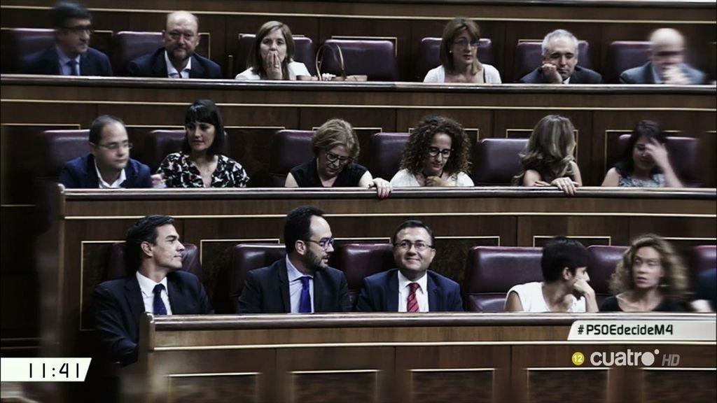 El PSOE andaluz defiende por primera vez la abstención a un gobierno de Rajoy