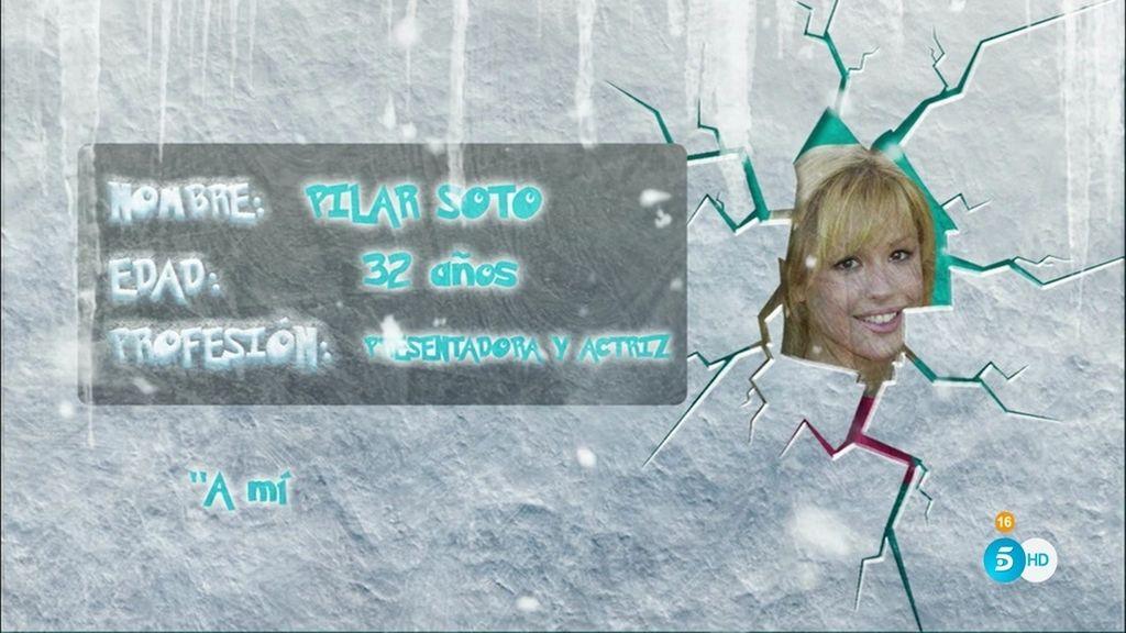 """Pilar Soto: """"Vengo dispuesta a pasármelo muy bien en la 'Sálvame Snow Week"""""""