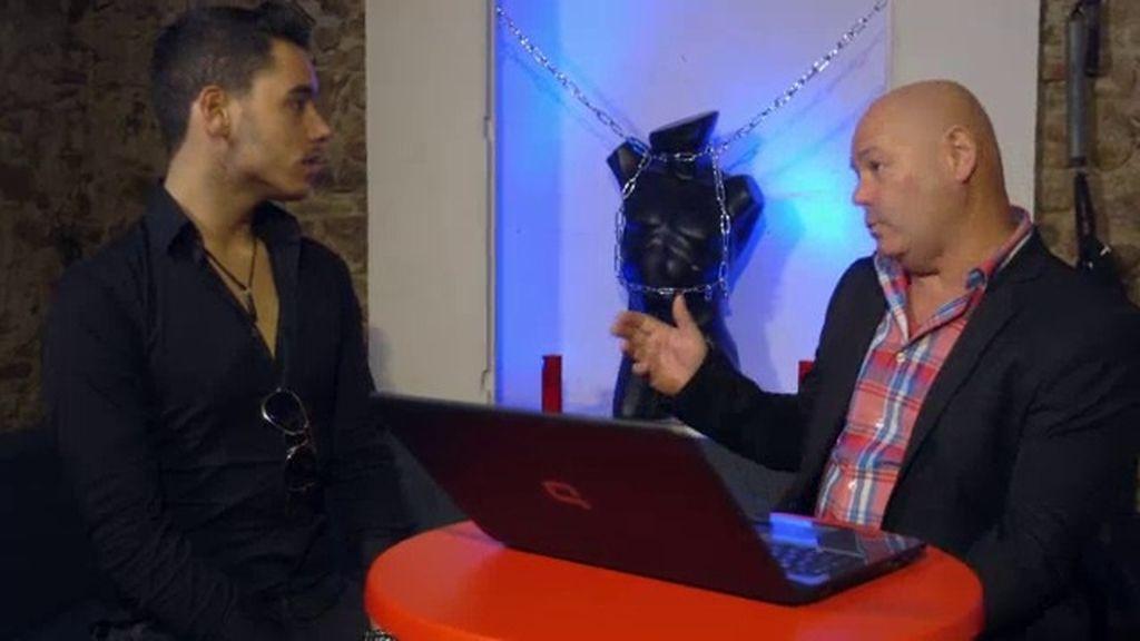 """Gonzalo, en su entrevista: """"Mi objetivo es tener un contrato y empezar a cotizar"""""""