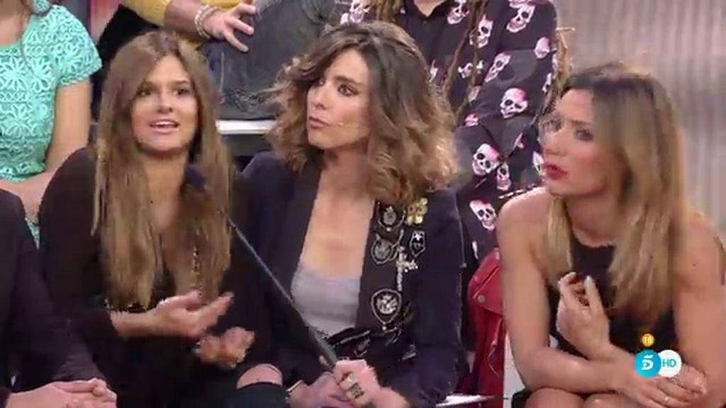 "La novia de Javier Tudela da la cara: ""Yo conozco a Javi mejor que Diego"""