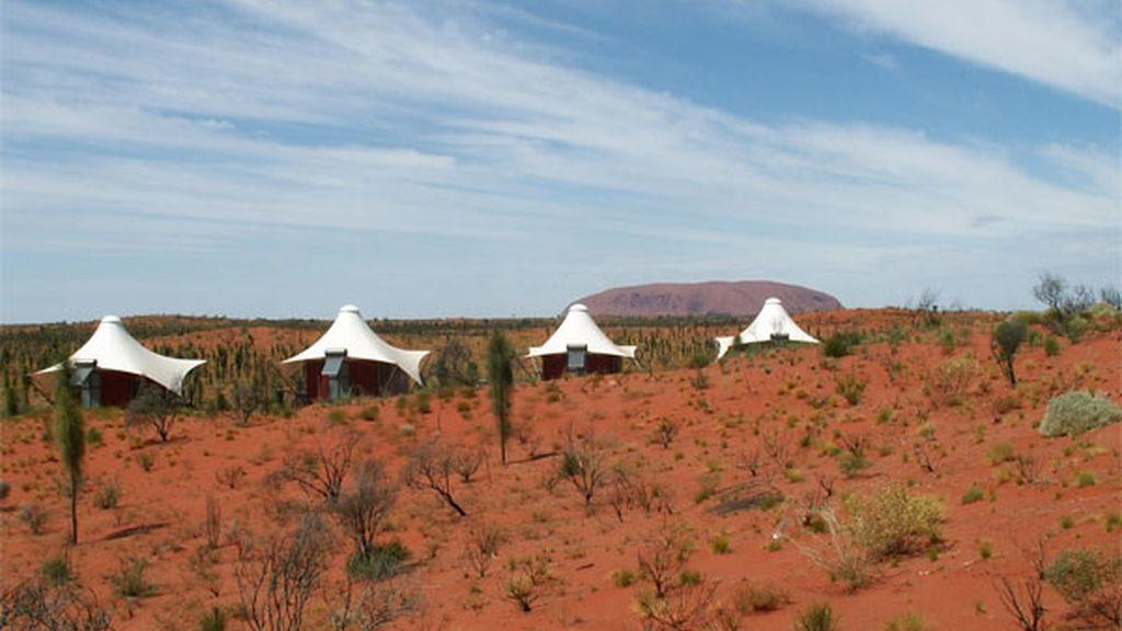 Longitude 131 Lodge (Yulara, Australia)