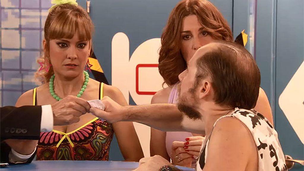 Todo por la pasta: Pilar, Vanessa y Julio, los ladrones del 'Gym Tony'