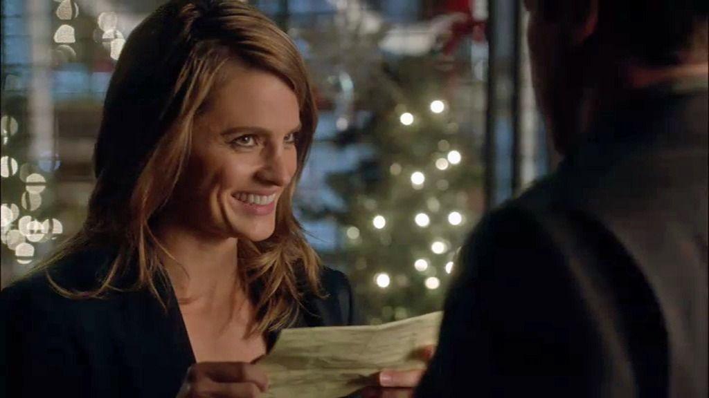 El poema de Beckett para Castle