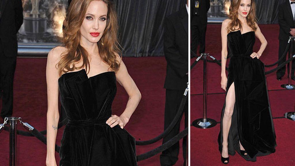 Angelina Jolie de Atelier Versace