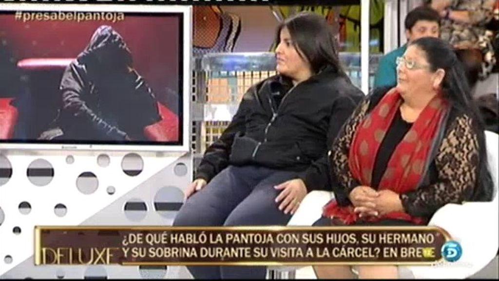 """Remedios, expresa de Guadaíra: """"A la directora de la prisión le encanta el flamenco"""""""