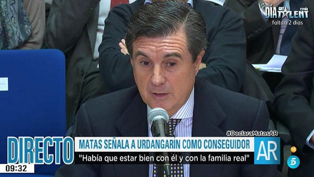 """Jaume Matas: """"Diego Torres llevaba la voz cantante y lo hacía muy bien"""""""