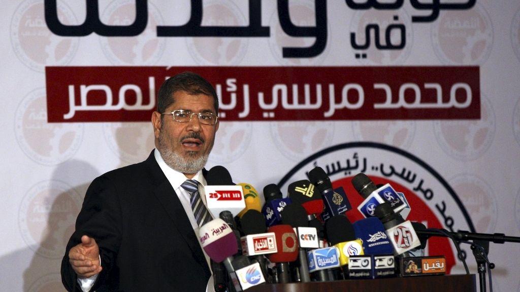 Egipto da un vuelco a su historia con el triunfo del islamista Mursi
