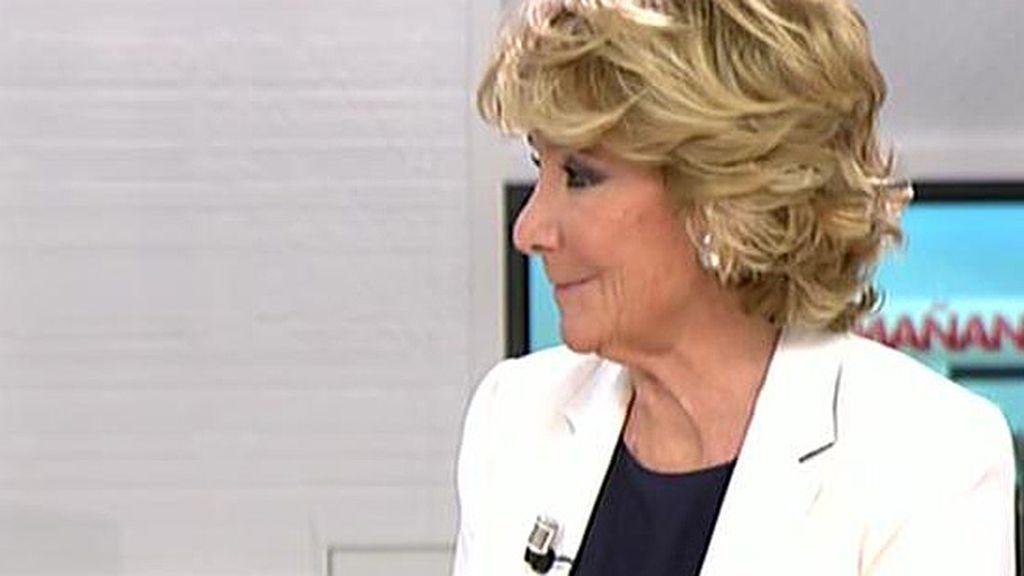 """Aguirre, de Rato: """"Me avergonzaré cuando se le condene, de momento es presunto"""""""
